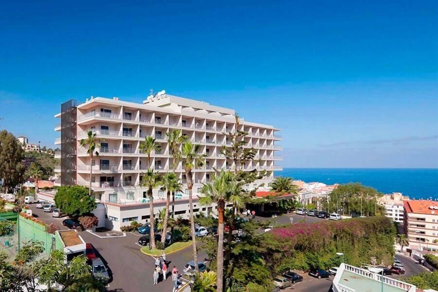 El tope puerto de la cruz tenerife on the beach - Hotel el tope puerto de la cruz ...