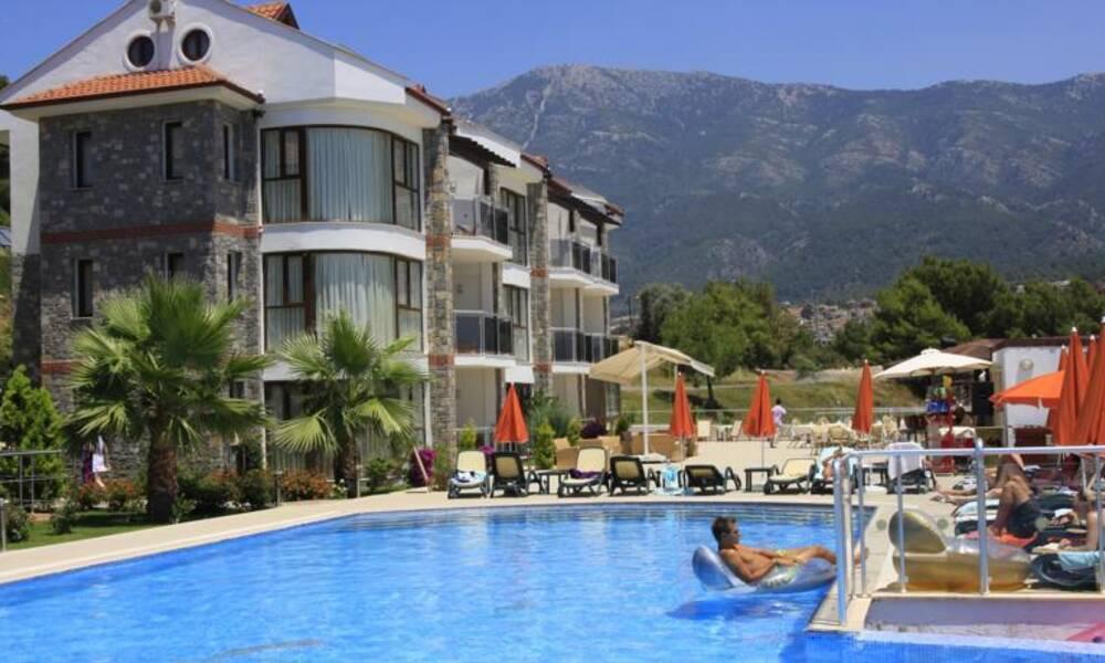 St Nicholas Park Hotel Dalaman Turkey