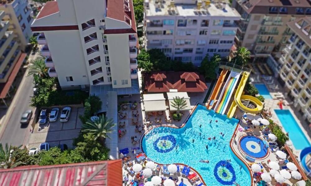 Kahya Hotel - Alanya, Antalya | On the Beach