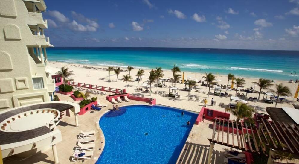 Nyx Hotel Cancun Cancun Riviera Maya On The Beach