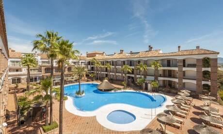 Cheap holidays to mijas on the beach - Hotel puerta del sol mijas ...