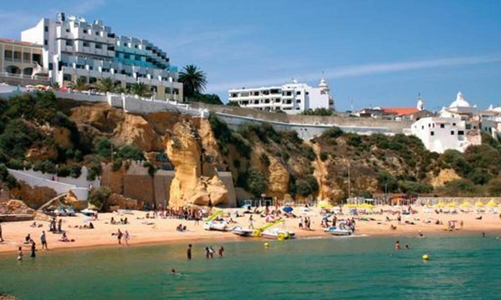 Rocamar Beach Hotel Albufeira Algarve Portugal