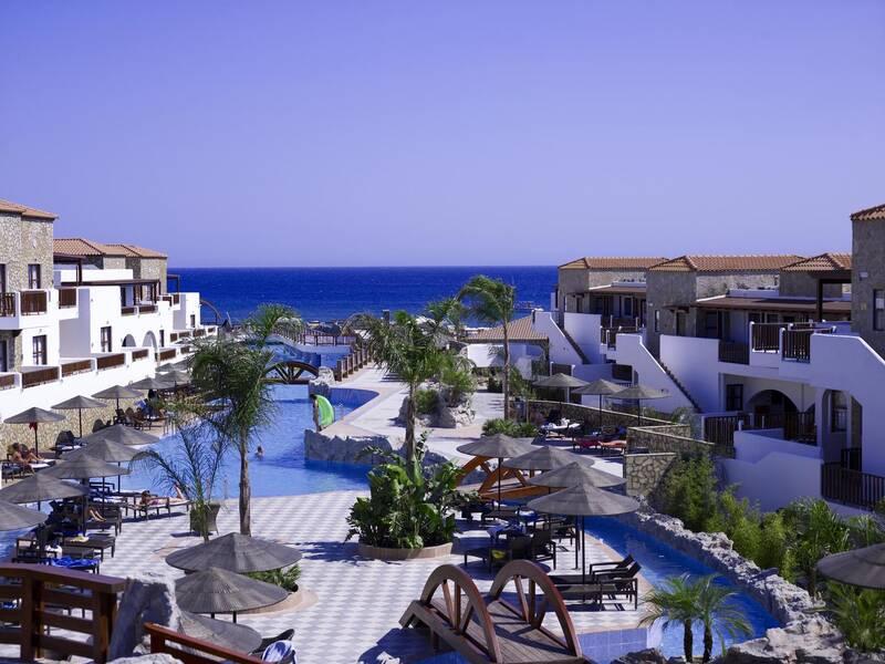Costa Lindia Beach Resort Lardos Rhodos Ebeach Se
