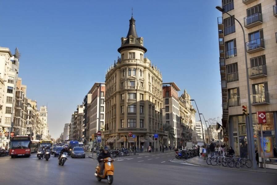Hotel Hlg City Park Pelayo Barcelona