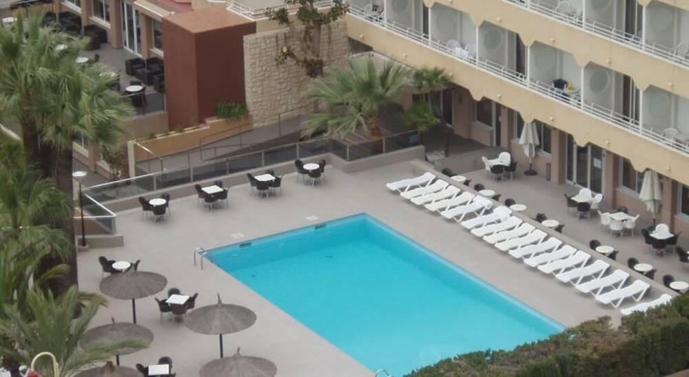 Mont Park Hotel Benidorm Website