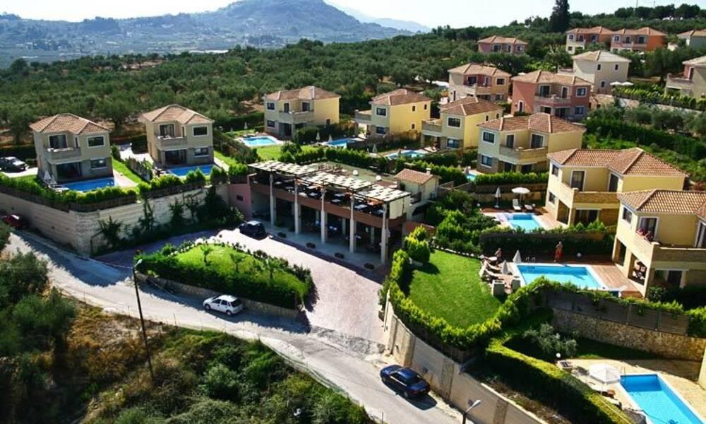 St john villas tsilivi zante on the beach for 5 star villas