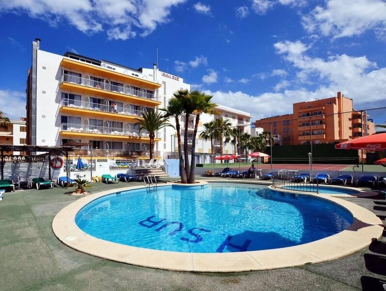 Hotel Sur - Cala Bona, Mallorca | eBeach.se