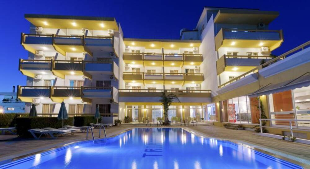 Hotel Corralejo Beach Apartments Fuerteventura
