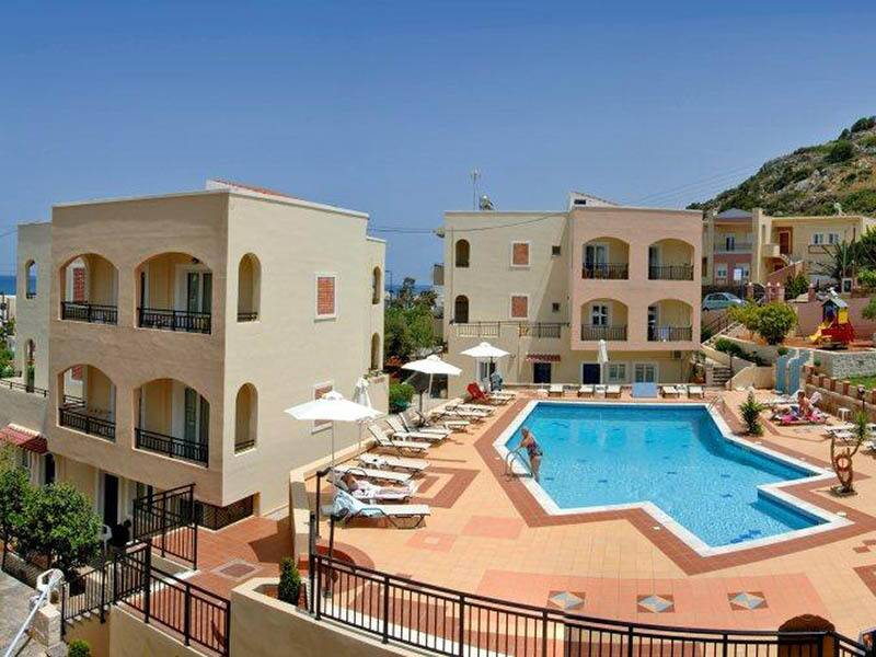 Rainbow Apartments - Stalis, Crete East | On the Beach