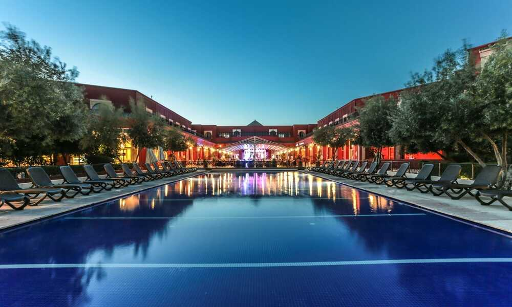 Eden Andalou Suites Aquapark Spa Ouled Yhya Marrakech On The