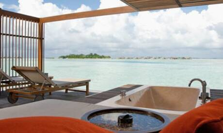 The haven water villas