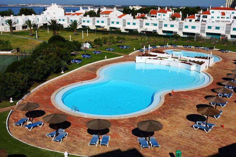 Prainha Clube Alvor Costa De Algarve On The Beach