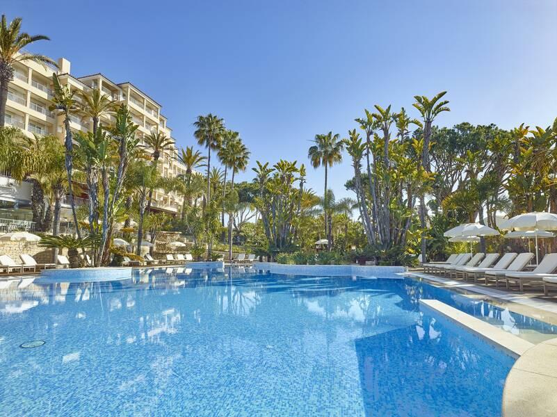 Ria Park Hotel Spa Vale Do Lobo Costa De Algarve On