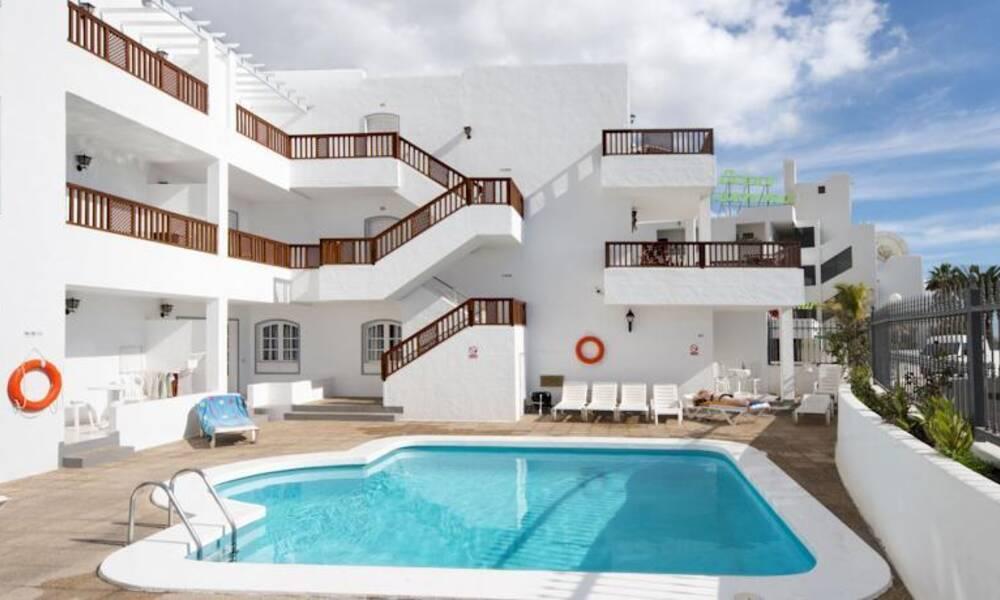 Vista mar apartments puerto del carmen lanzarote on the beach - Port del carmen lanzarote ...