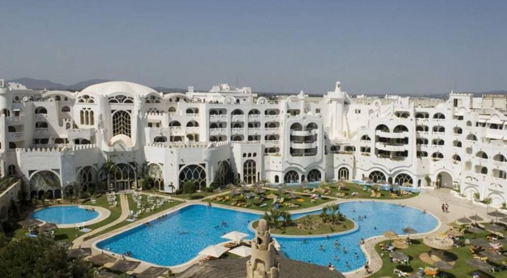 Vincci Lella Baya Hammamet Monastir On The Beach