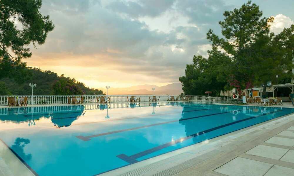 Club and Hotel Letoonia - Fethiye, Dalaman | On the Beach