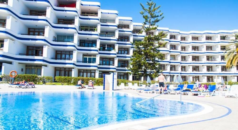 Tamaran apartments playa del ingles gran canaria on the beach - Apartamentos monterrey playa del ingles ...