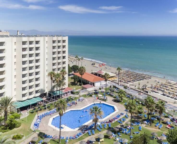 Sol timor torremolinos costa del sol on the beach - Apartamentos baratos torremolinos ...