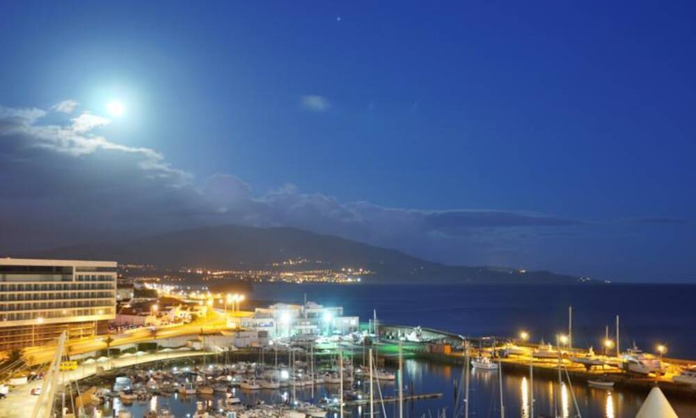 Hotel Marina Atlantico - Ponta Delgada, Azores | On the Beach