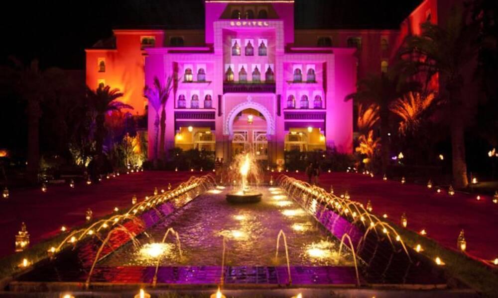 Sofitel Marrakech Lounge And Spa Marrakech Marrakech