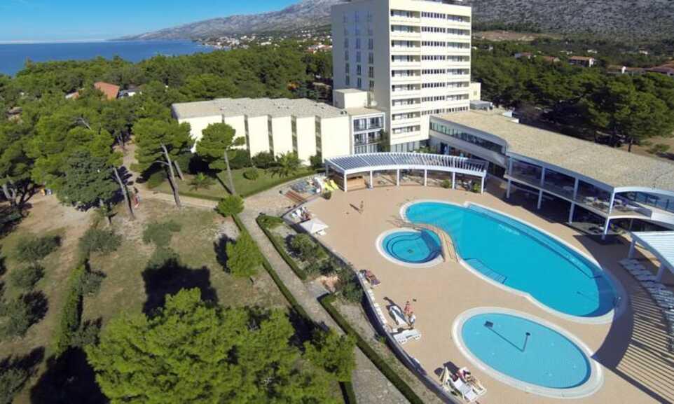 e07e5f0c8f Bluesun Hotel Alan - Starigrad