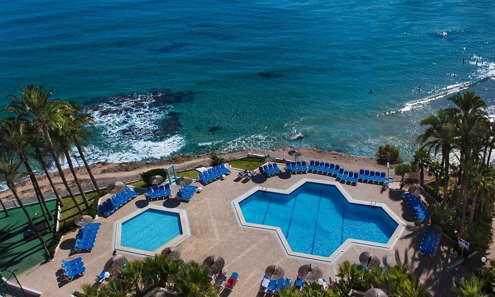 Hotels In Playa Flamenca Costa Blanca