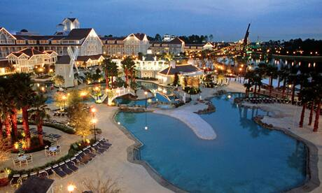 Disneys yacht club resort