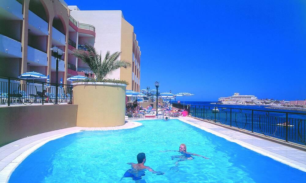 Marina Hotel At The Corinthia Beach Resort St Julians