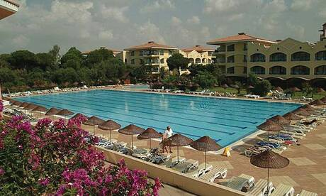 Sirene belek golf wellness