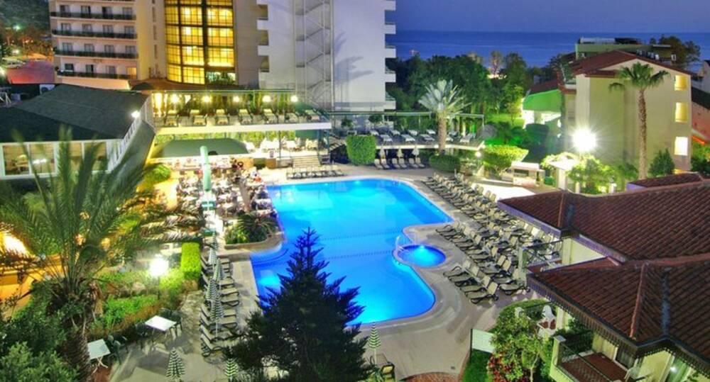 Gardenia Beach Hotel Alanya Turkey