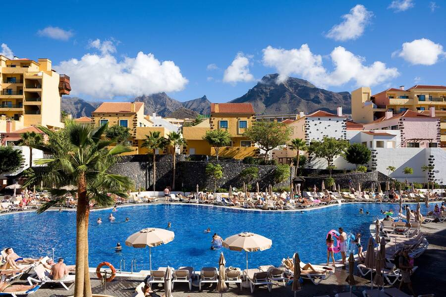 On The Beach Hotel Isabel Tenerife