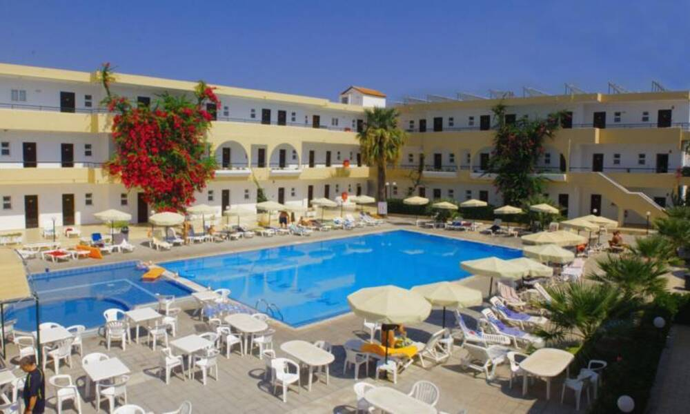 Marathon Hotel Rhodes All Inclusive