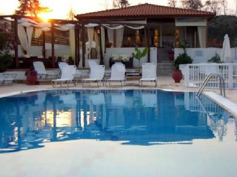 Hotel Ampelia Beach Rhodos