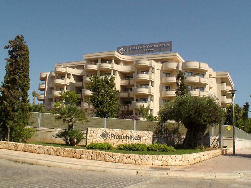 Protur Biomar Gran Hotel Spa All Inclusive