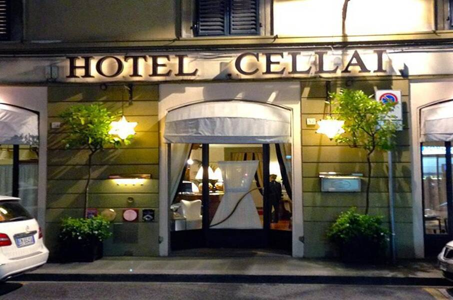 Hotel Cellai Florence Tuscany On The Beach