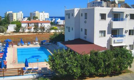 Apartments-maouris