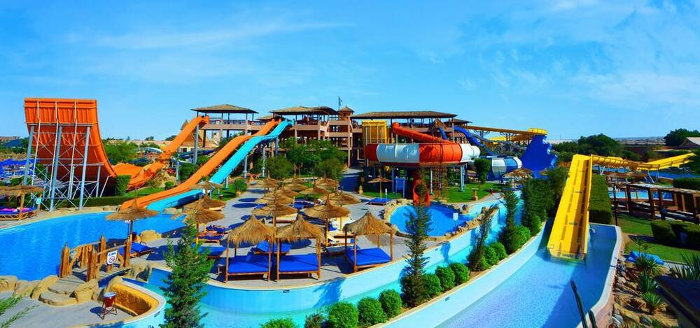 jungle aqua park hurghada hurghada on the beach