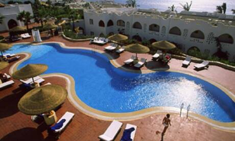 Domina coral bay prestige pool