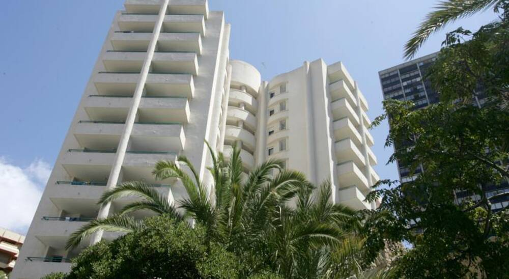 Apartments las torres benidorm costa blanca on the beach - Apartamentos las torres tenerife ...