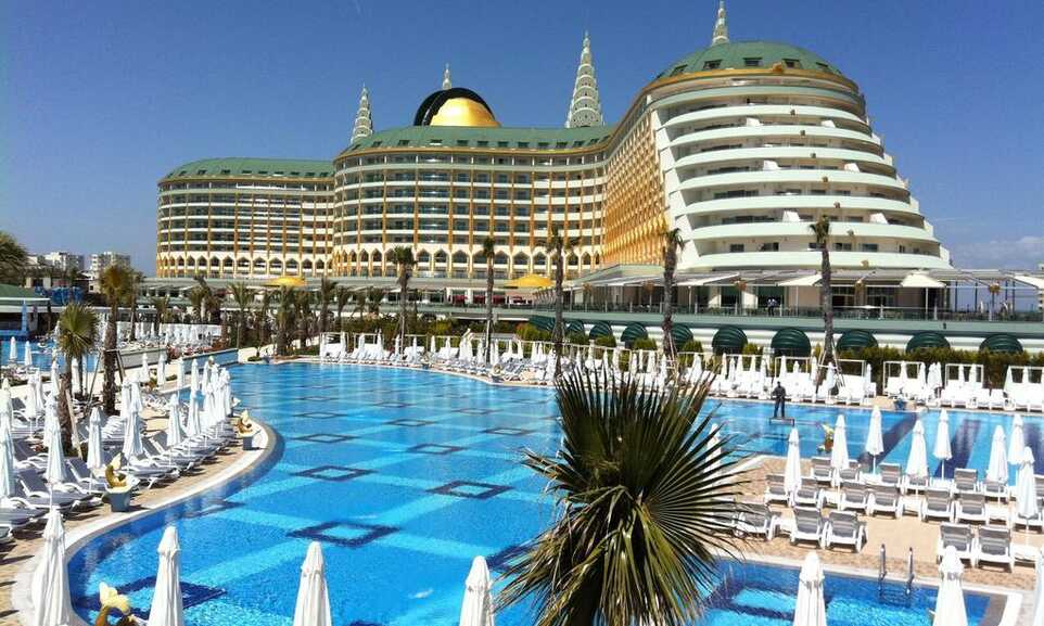 Delphin Imperial Lara Antalya On The Beach