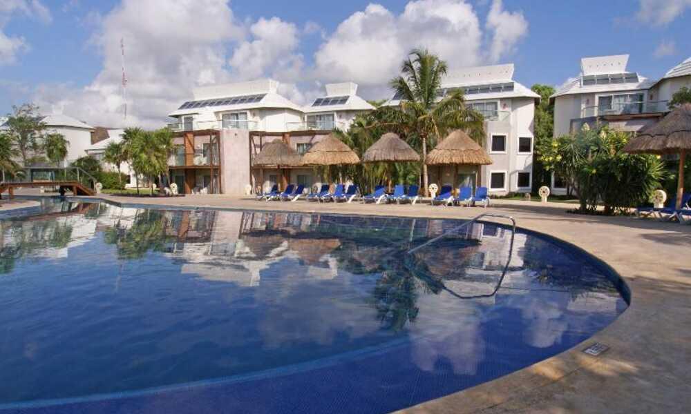 Sandos Caracol Eco Resort Playa Del Carmen Riviera Maya On