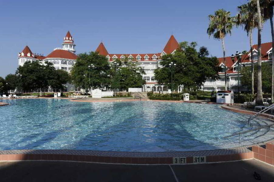 Disney S Grand Floridian Resort And Spa Walt Disney