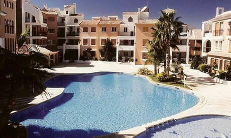 Cheap holidays to costa calida last minute 2016 2017 deals on the beach - Hotel la cumbre puerto de mazarron spain ...
