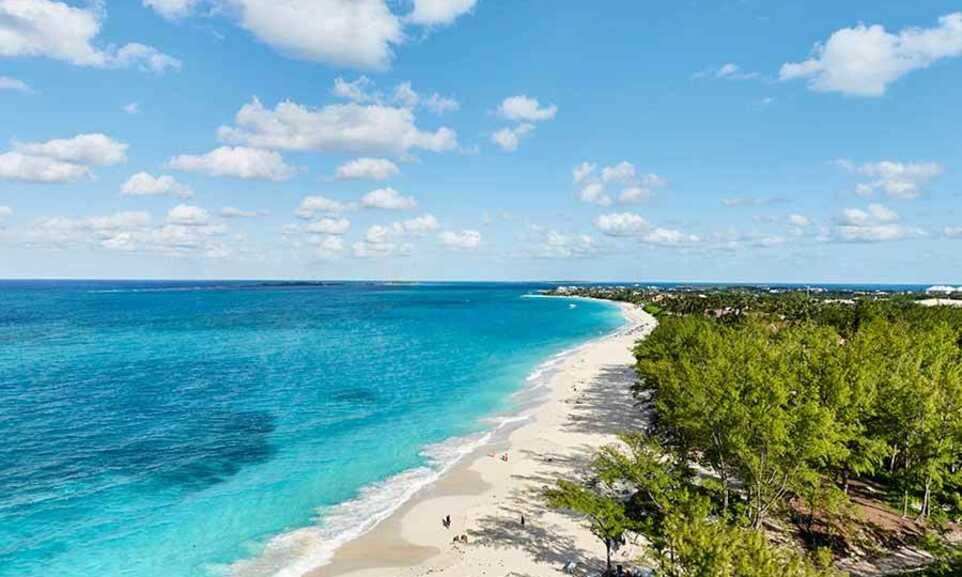Riu Paradise Island Adults Only Nassau Bahamas On The