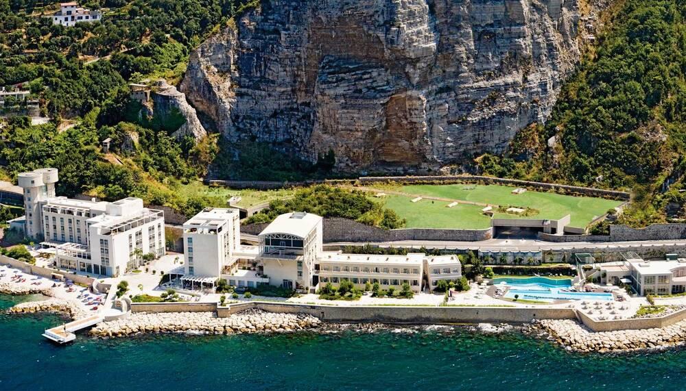 Towers Hotel Stabiae Sorrento Coast Castellammare Di