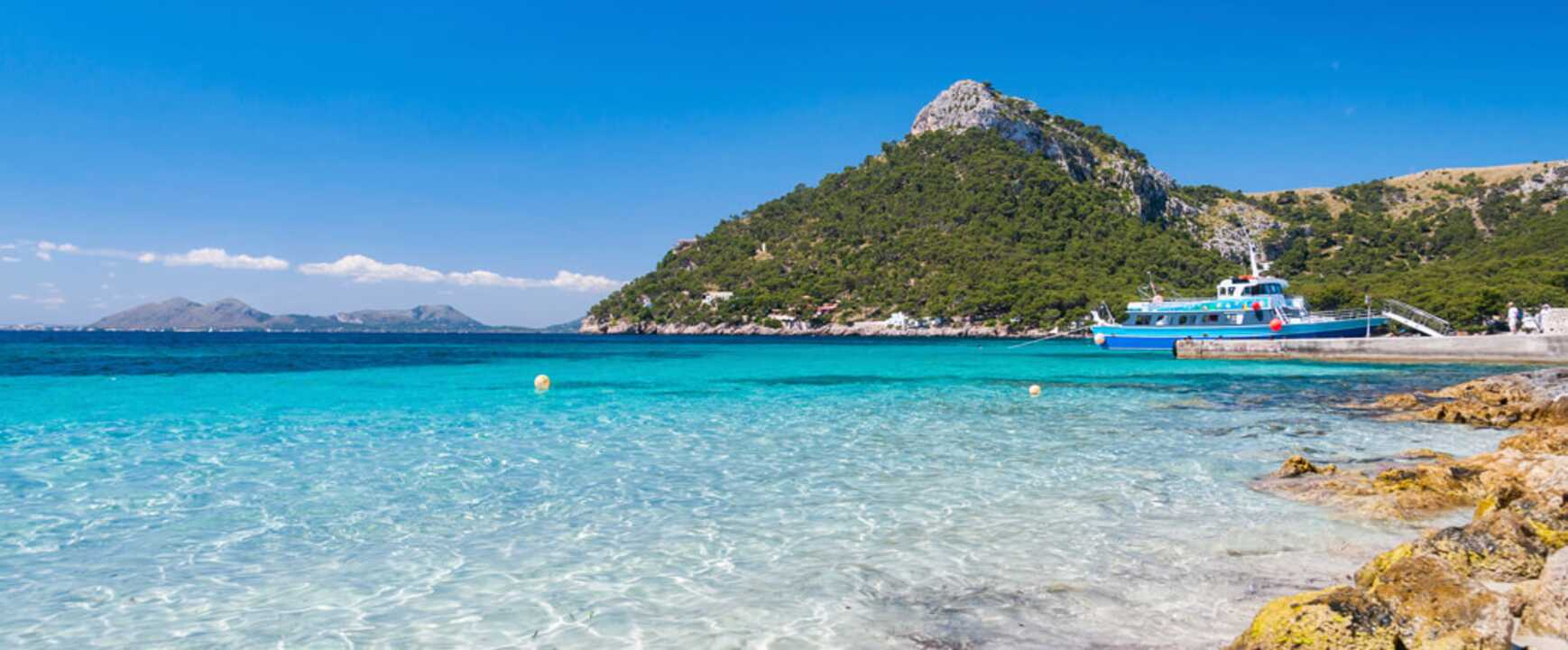 Reis på ferie til Majorca