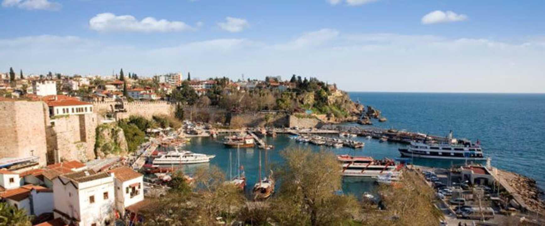 Reis på ferie til Turkey