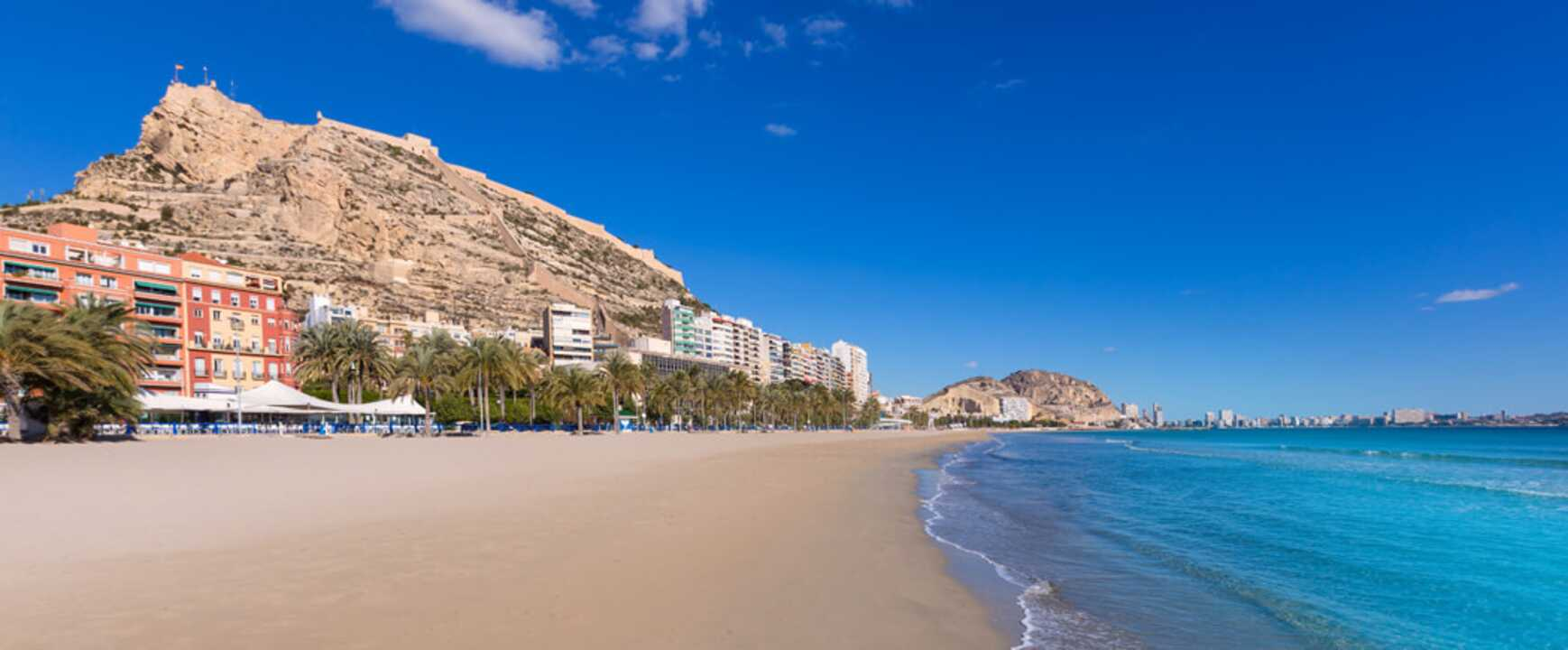 Cheap Holidays To Alicante On The Beach