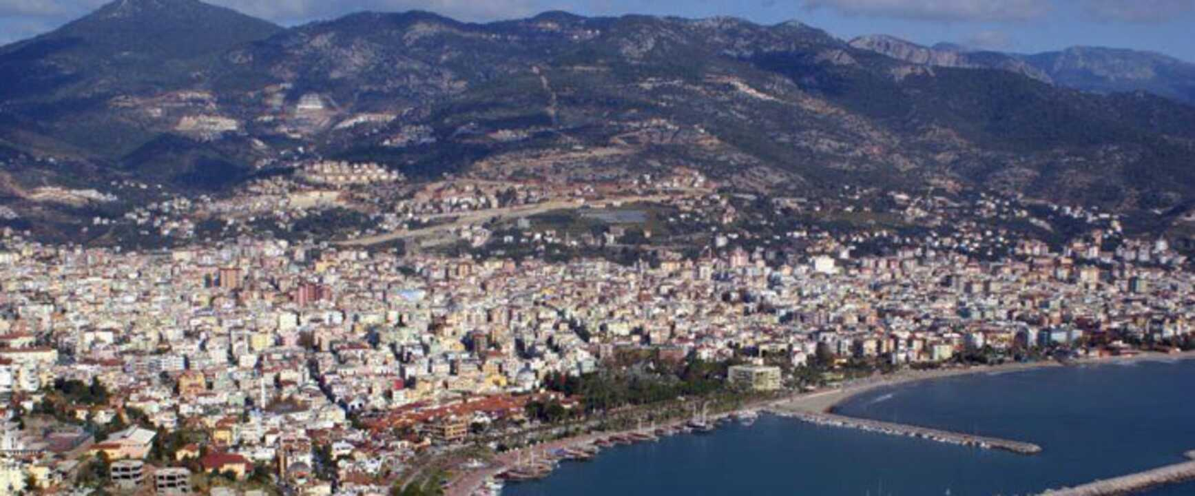 Cheap holidays to alanya on the beach for Cheap vacations in january