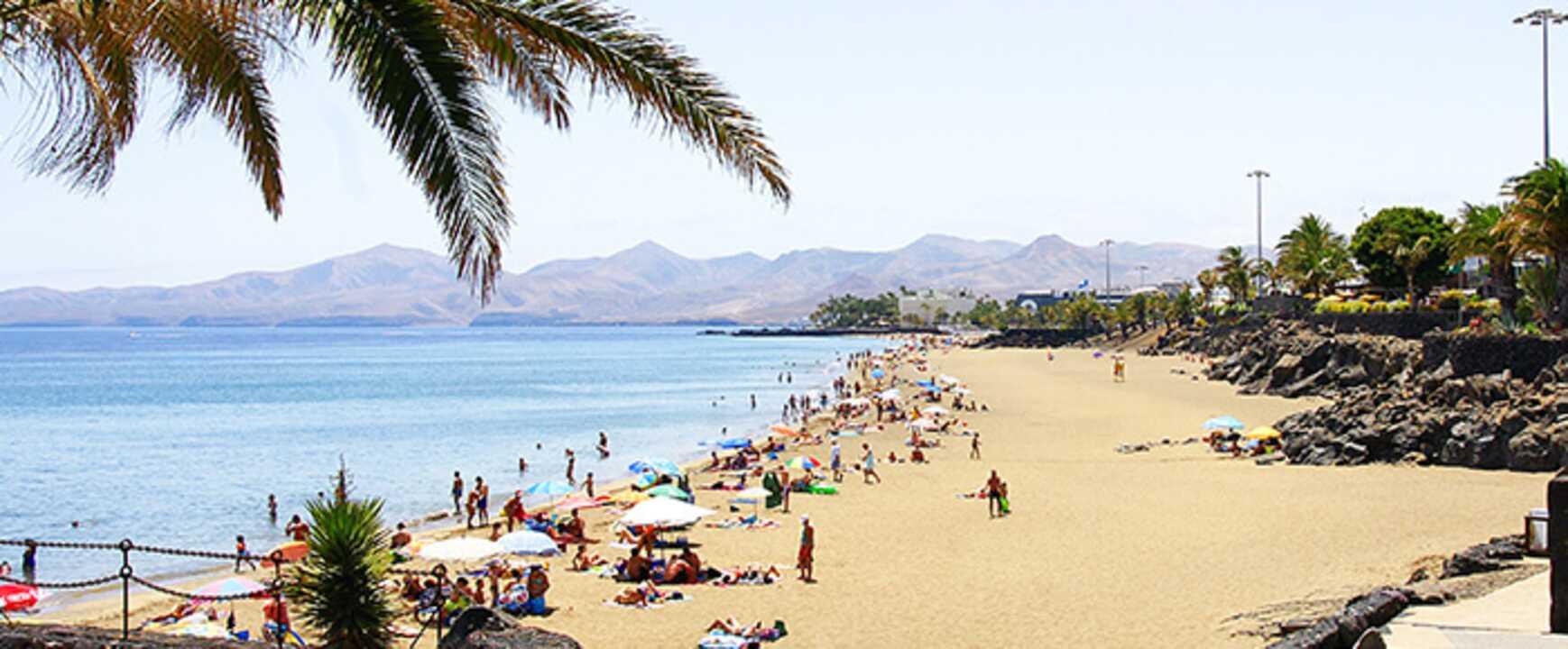 Reis på ferie til Puerto Del Carmen